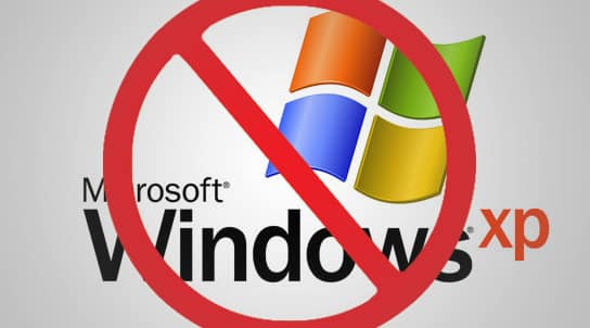 Windows XP Discontinued