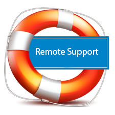 remote support this is the software required for remote support and online meetings